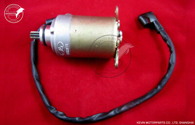 Electric Start Starter Motor GY6 125cc 150cc Gas Engine Moped Scooter 1P57QMJ