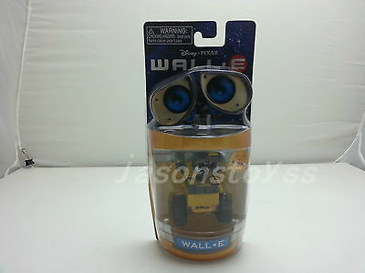 Disney Pixar Toys Factory New Wall-E Yellow Robot PVC Action Figur Neu