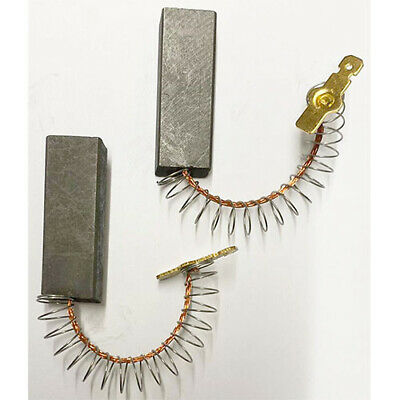 Carbon Brushes To Fit  Washing Machines Princess Norrisw 8996454250953 Vzug E104