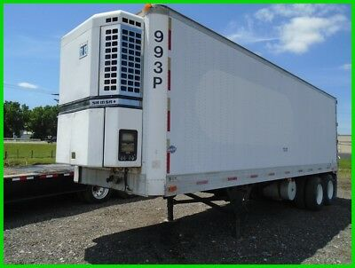 1999 Utility VS2R 30' Thermo King Reefer Trailer