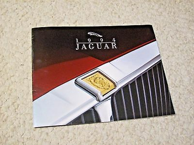 1994 Jaguar (Usa) Sales Brochure..