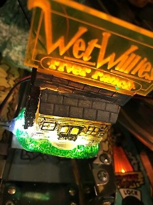 White Water WW WET WILLIES RIVER RANCH CABIN LED mod (BALLY)
