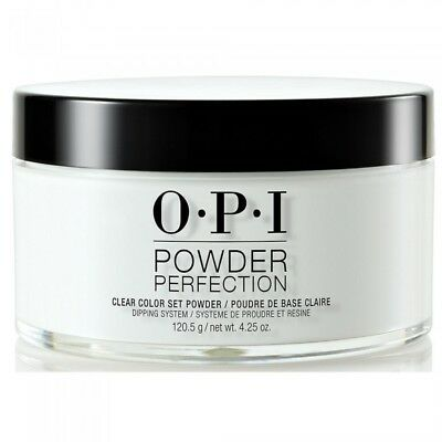OPI Powder Perfection Dipping System – Clear Color Set Powder 120.5g