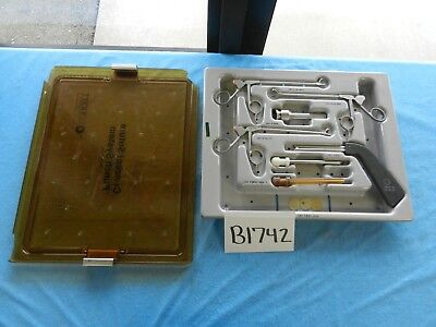 Concept Surgical Arthroscopic Suture Punch Instrument Set With Case