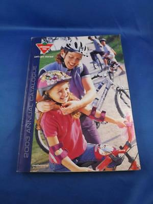 Canadian Tire Catalog 2003 Annual Telephones Shavers Tools Car Care Pet Shop
