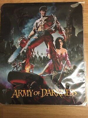 Army of Darkness Mouse Mat,  Brand new gothic Halloween gore