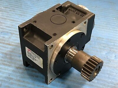 Graessner D-72135 Right Angle Hypoid 100 cSt Gearbox 5:1 Ratio Used (9G)