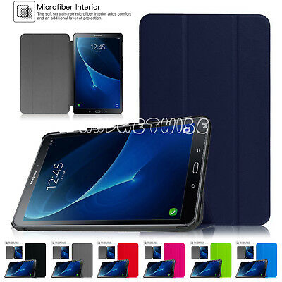 Smart Case Cover Stand Book For Samsung Galaxy Tab A 10.1 Inch T-585 T580 (2016)