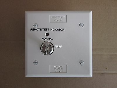 Edwards Siga-Dts Remote Test Switch (Lot Of Three)