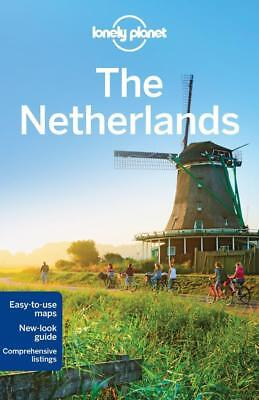 NEW The Netherlands By Lonely Planet Paperback Free Shipping