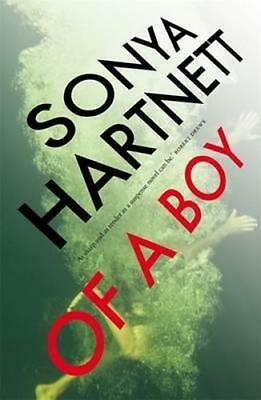 NEW Of a Boy By Sonya Hartnett Paperback Free Shipping
