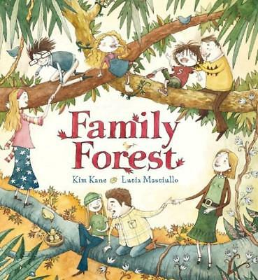 NEW Family Forest By Kim Kane Paperback Free Shipping