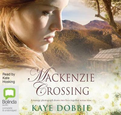 NEW Mackenzie Crossing By Kate Hosking Audio CD Free Shipping