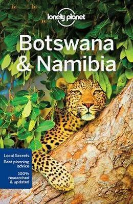 NEW Botswana & Namibia By Lonely Planet Travel Guide Paperback Free Shipping