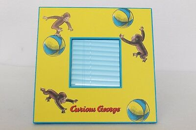 Curious George Photo Picture Frame