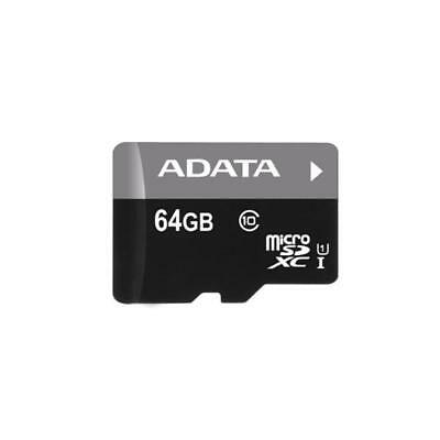 [Co.gr.] Ausdx64Guicl1 64Gb Micro Sdhc Uhs-I Cl10 50Mb-10Mb/s