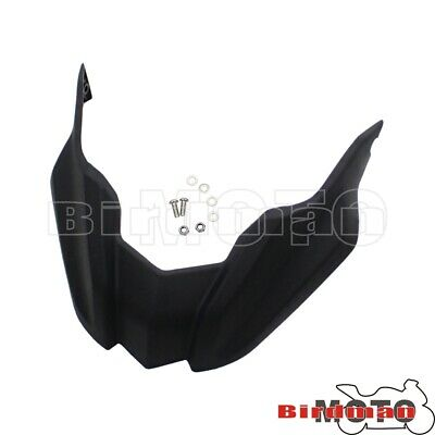 1 Piece Front Fender Beak Extension Wheel Cover For BMW F800GS F800 GS 2008-2012