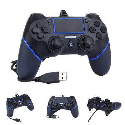 Brand New Wired Gamepad Controller Console Joystick for SONY PS4 PlayStation4