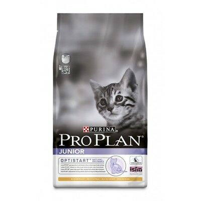 Purina Proplan Optistart croquettes pour chat Junior sac de 1,5kg
