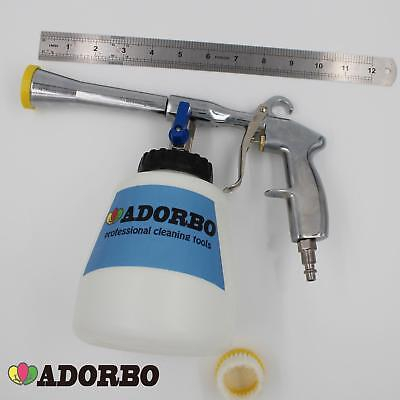 ADORBO Car Air Pulse Cleaning Gun Auto Detailing TORNADO EFFECT Car Care Washer