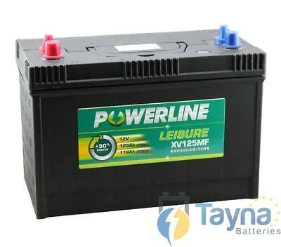 XV125MF Powerline Batterie Camping Bateau 12V