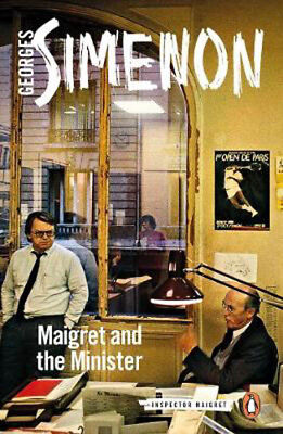 Maigret and the Minister: Inspector Maigret #46 | Georges Simenon