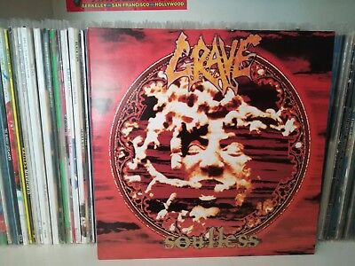 Grave ‎– Soulless Lp (Century Media, Germany 1994)