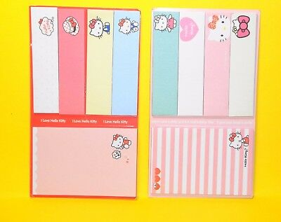 **USA Seller** Hello Kitty Post-it Sticky notes 100 Sheets per pack