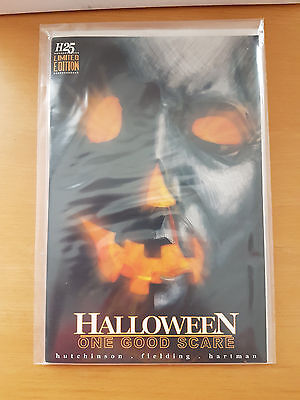 Halloween One Good Scare Limited Edition Comic Book Michael Myers
