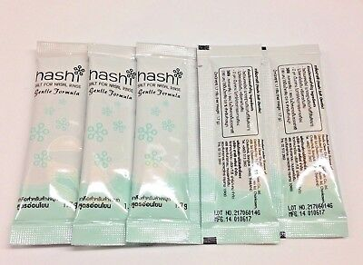 5 Salt packets For Nose Cleaning Nasal Irrigate ฺBottle Allergy Cleaner