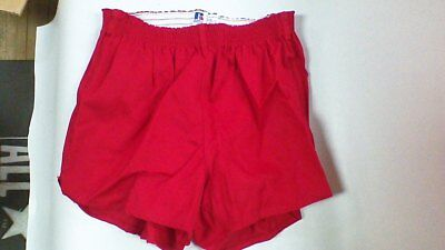 vintage 70s Russell Athletic 100% cotton gym shorts Made in the USA