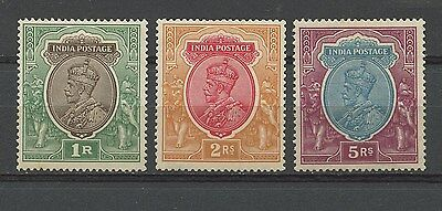 India Postage, King George Vi & Local Motives, Stamps India