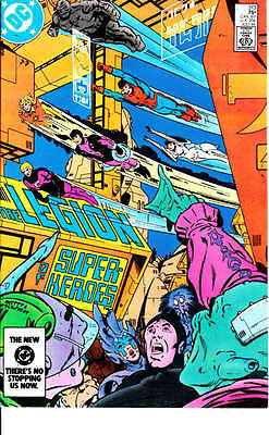 Legion of Super Heroes #313
