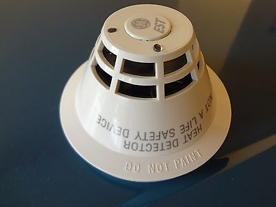 EST Edwards Siga HRS Intelligent Heat Detector Fire Alarm Head Free Shipping