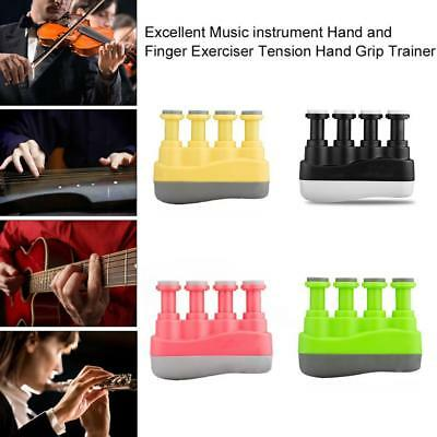 Forearm Wrist Exerciser Grip Strengthener Musical Instrument Finger Exerciser AS