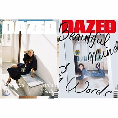 Dazed and Confused Korea September 2017 Gugudan IKON AKMU K-Pop