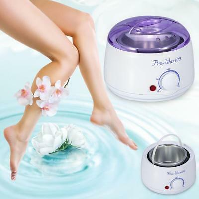 Wax Heater Warmer Paraffin Pot Waxing Hair Removal Facial Body Beauty 500 ml New