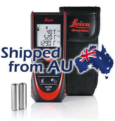 Leica DISTO D2 Laser Distance Meter with Bluetooth, Free Express Post from AU