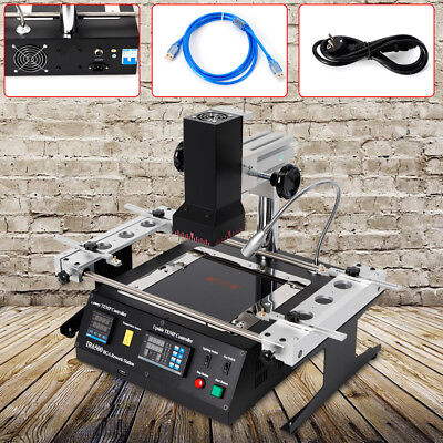 IR6500 SMT SMD BGA Rework Station Repair Heating Infrared Reballing Machine USA