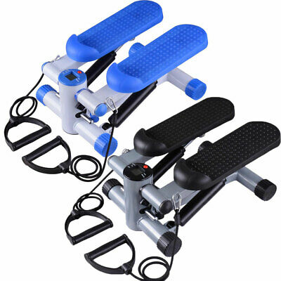 Mini Stepper Calves Thighs Fitness Cardio Exercise Workout Trainer Home Gym LCD