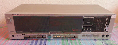 Sharp RT-1010 doppel Tapedeck
