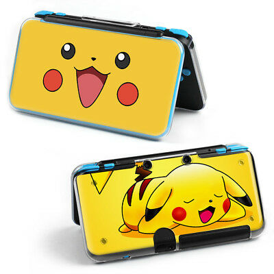 Pokemon Pikachu - Clip-On Hard Case Cover For NINTENDO 2DS XL