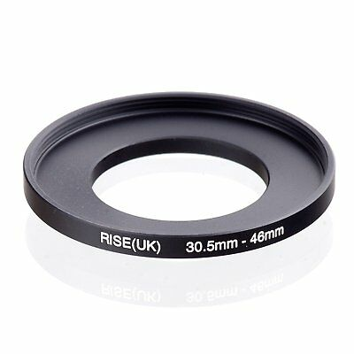 RISE(UK) 30.5mm to 46mm 30.5-46 30.5mm-46mm Stepping Step Up Filter Ring Adapter