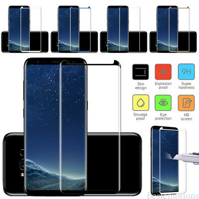 High Quality Premium Tempered Glass Screen Protector for Samsung Galaxy Note 8