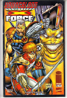 Youngblood / X-Force ( Completa ) 2 Numeros.