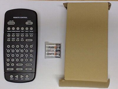 New Adaptive Micro Systems Alpha Remote for LED Signs Batteries 6347203