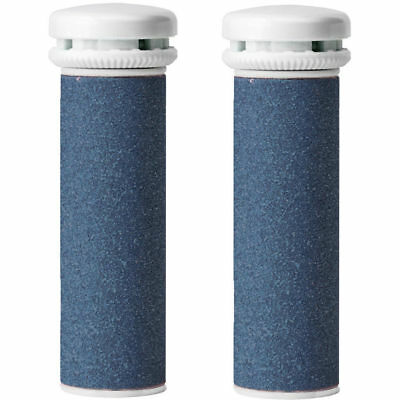 Emjoi Micro Pedi  Extra Coarse Micro-Mineral Replacement Rollers Set of 2