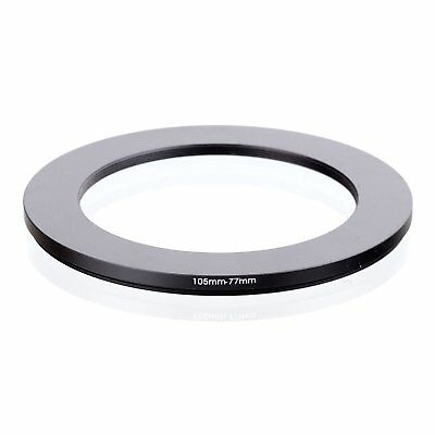RISE(UK) 105-77MM 105 MM- 77 MM 105 to 77 Step Down Ring Filter Adapter