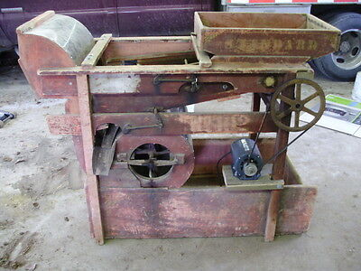 A.T. Ferrell Clipper Seed Grain Cleaner Fanning Mill