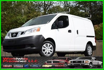 2013 Nissan NV Nissan NV200 S Cargo Van 2.0L Gas Van Van Used Gas 2013 Nissan NV200 S Cargo Van 2.0L Gas Van Mini Van Used Gasoline Work Loaded